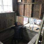 Kolonihave renovering
