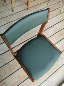 teak stol, dansk møbel snedkeri